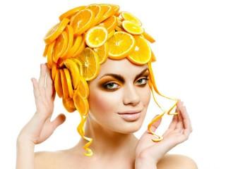 полезные фруктовые маски для волос