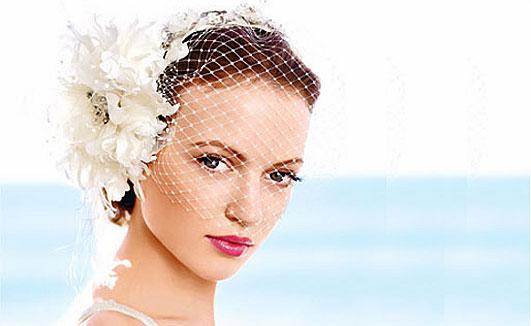 свадебные прически собранные волосы 2012.