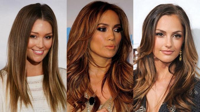 Новые тенденции в окрашивании волос