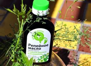репейное масло в домашних условиях