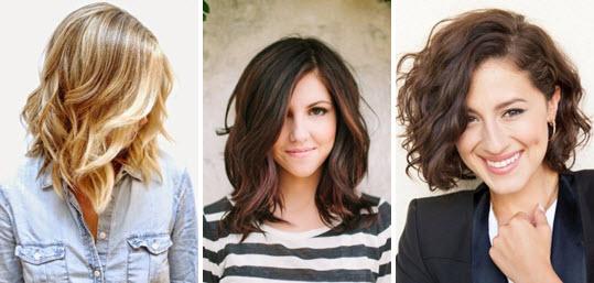 женские стрижки на вьющиеся волосы 2017, фото 3