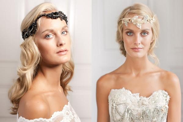 фото свадебных украшений для волос 2017 года