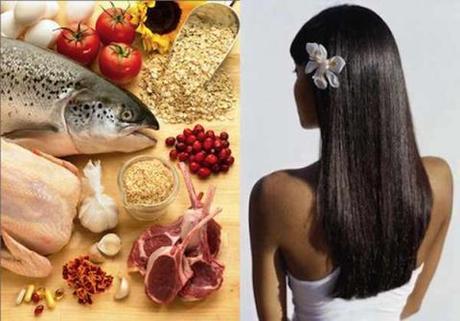 какие продукты полезны для волос