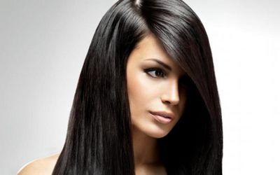 уход за черными волосами