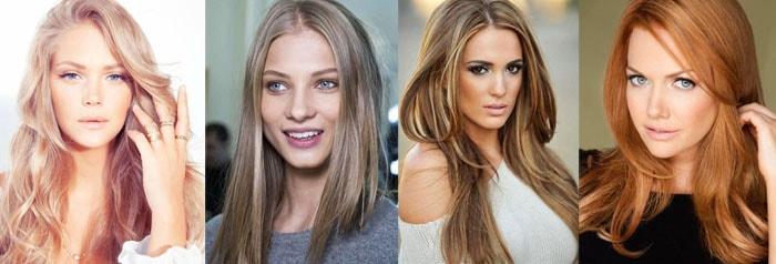 самый модный цвет волос 2017, фото 2