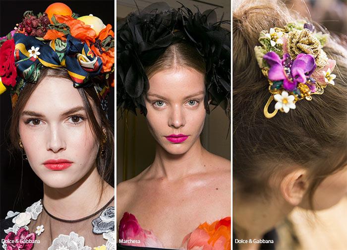 аксессуары для волос на выпускной 2017, фото 5