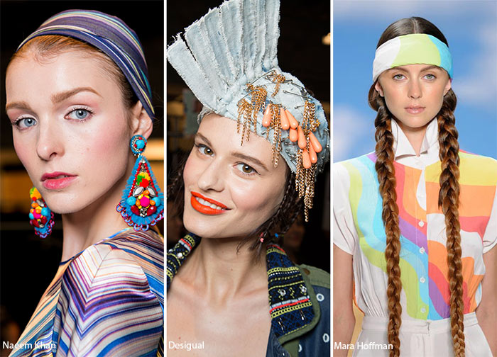 аксессуары для волос на выпускной 2017, фото 4