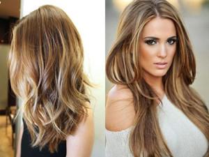 Необычно и просто: мелирование волос в домашних 34