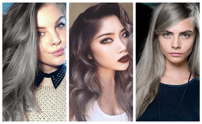 Самая модный цвет волос 2017 года