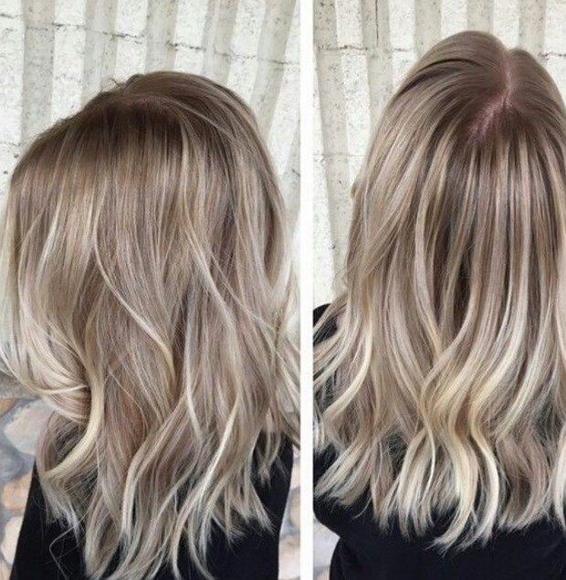 блонд 2