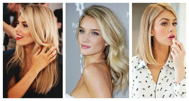блонд 3