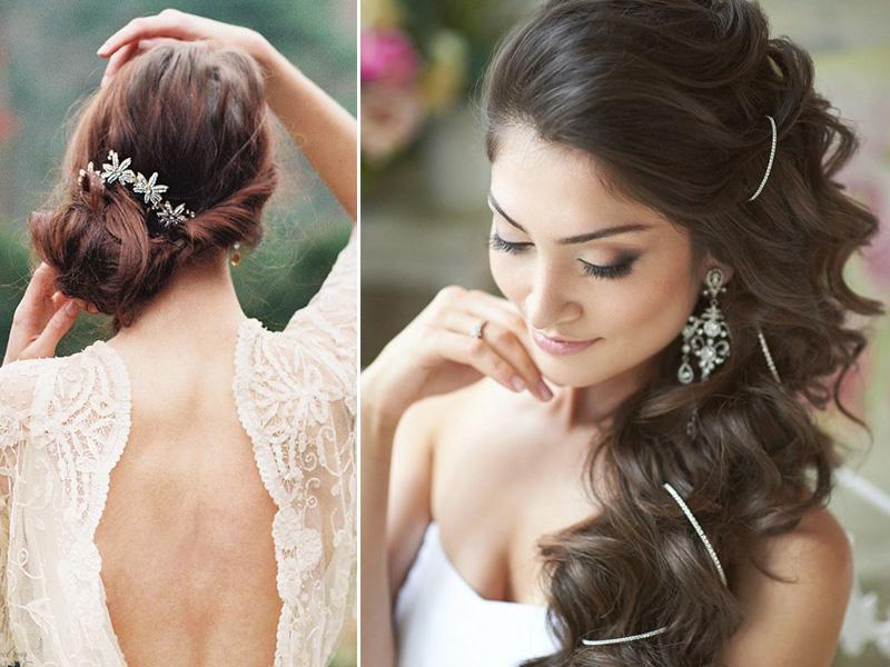 греческие свадебные прически весна-лето 2017, модные тенденции