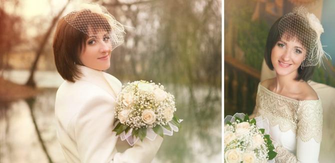 свадебные шляпки 2017 года, фото 2