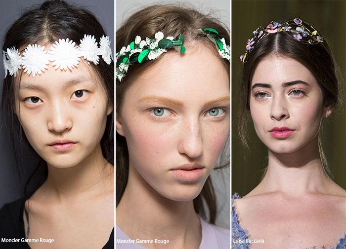 фото модных аксессуаров для волос 2017 года 7