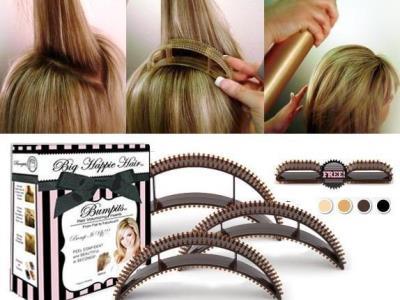 заколка для объема волос Bumpits