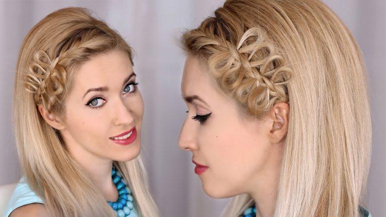 модные и красивые косы на короткие волосы 2017, фото 3