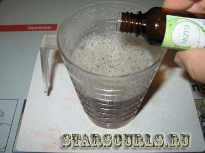 шампунь из основы розмарина для жирных волос, приготовление пошагово с фото 14