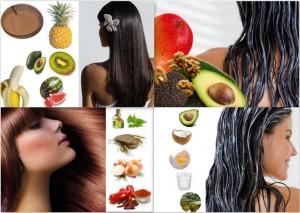 натуральные маски для волос приготовленные в домашних условиях