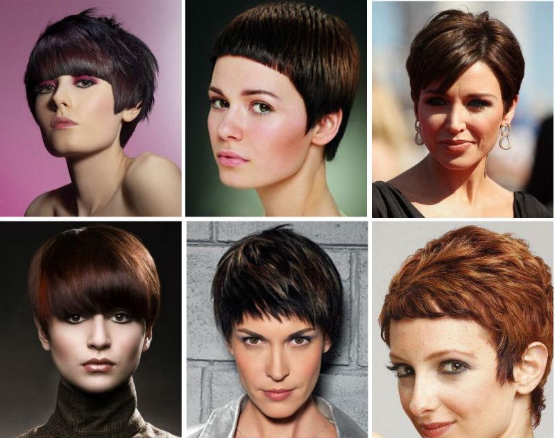 укладки для прямых и вьющихся волос