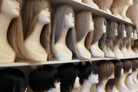 уход за натуральным париком