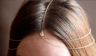 ювелирные украшения для волос 2017
