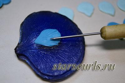 мастер-класс по изготовлению гребня для волос, пошагово на фото 8