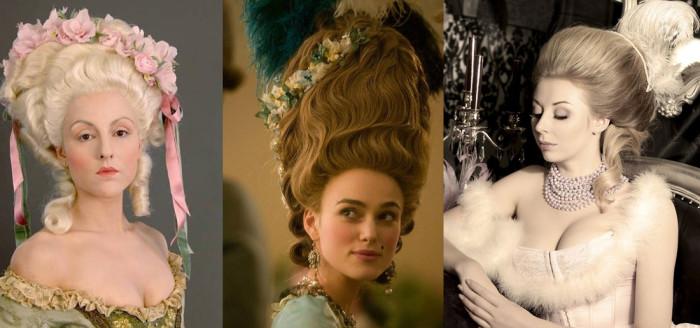 прически на париках по типу лица женщины