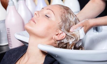 как моют голову в парикмахерской