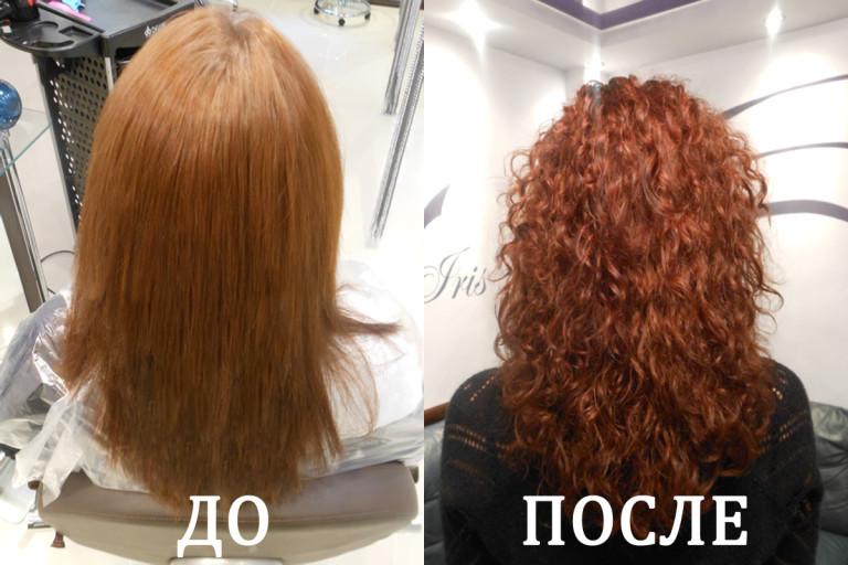 подготовка к биозавивки волос