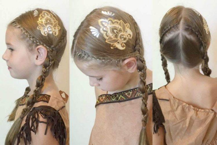 флеш тату для волос, плюсы и минусы