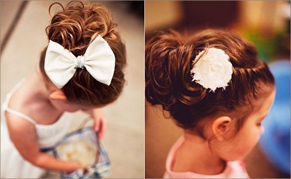 детские прически для девочек на длинные волосы 1
