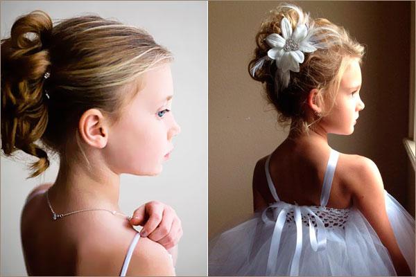фото модных и красивых стрижек и причесок для девочек и мальчиков 4