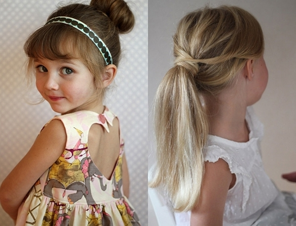 фото модных и красивых стрижек и причесок для девочек и мальчиков 6