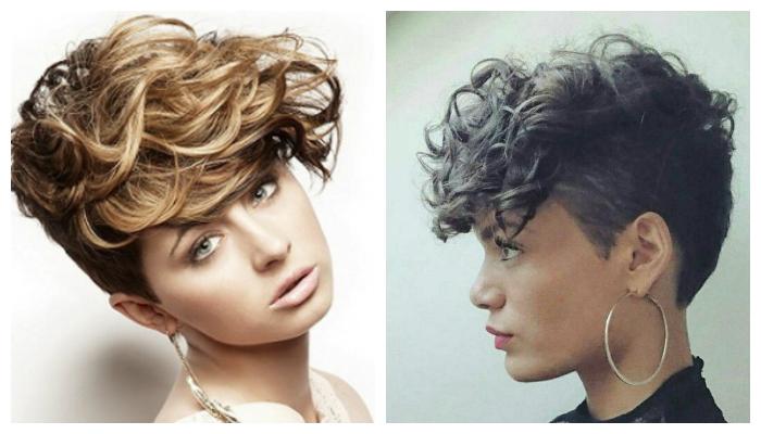 молодежные стрижки на короткие волосы весна-лето 2017, тенденции и новинки на фото
