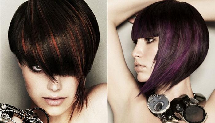 стрижка каре на прямые и вьющиеся волосы 2