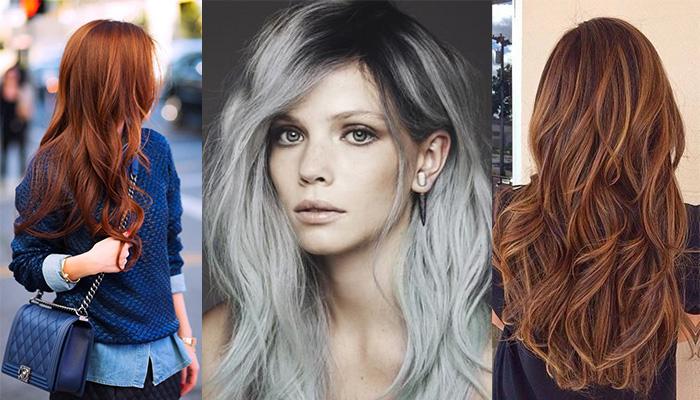 женские стрижки на длинные волосы весна-лето 2017 после 30 лет 3
