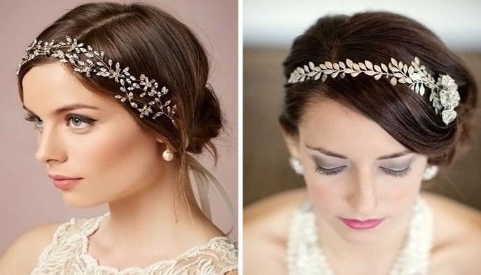 красивые и модные свадебные прически весна-лето 2017, тенденции на фото 5