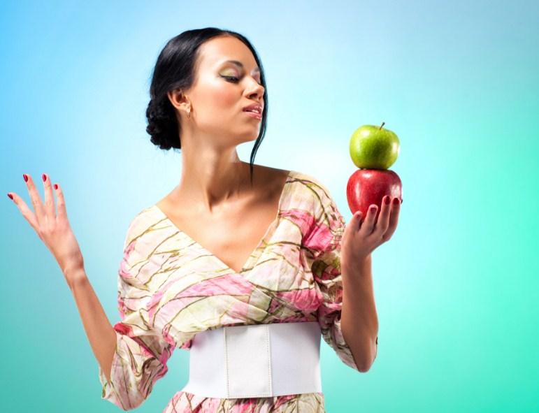 Как правильно удержать вес