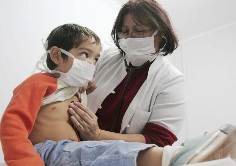 Диспансеризация детей с заболеваниями органов дыхания