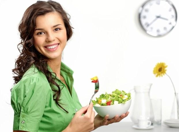 Питательная диета. Система похудения.