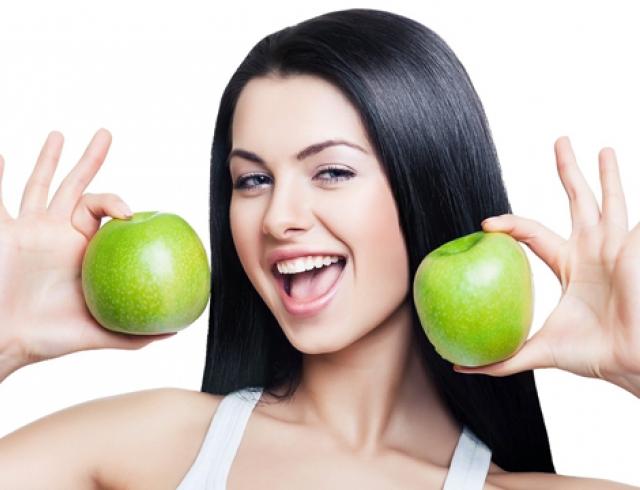 Витаминная диета для здоровой и красивой кожи