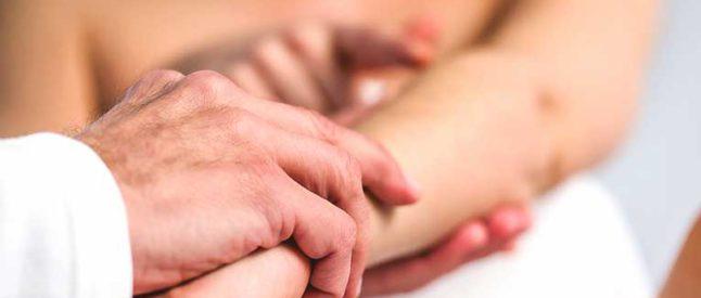 Опоясывающий лишай, симптомы у детей и его лечение