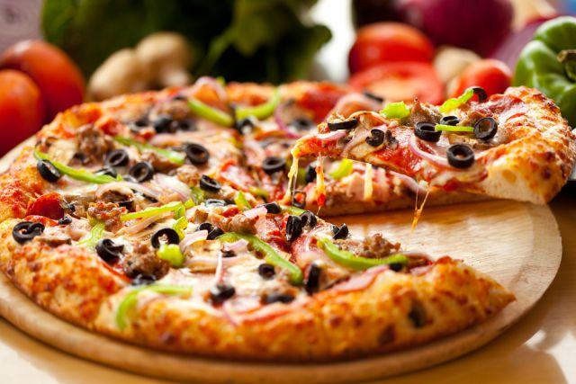 4 простых рецепта пиццы
