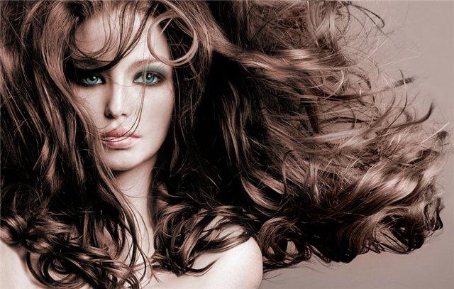 Профессиональное окрашивание волос с краской