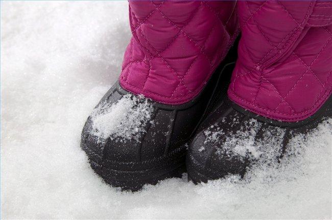 Секреты выбора детской зимней обуви
