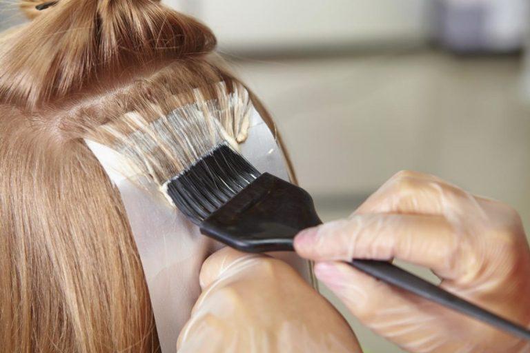 Состав для мелирования волос
