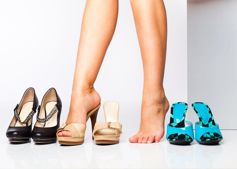 Выбор правильной летней обуви