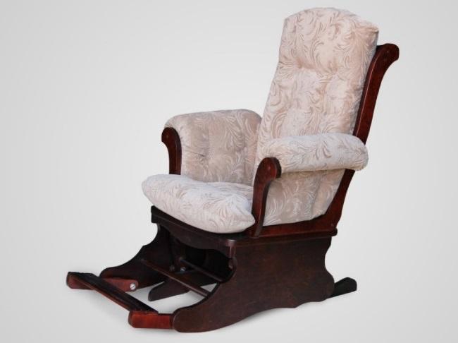 Кресло - качалка для дачи