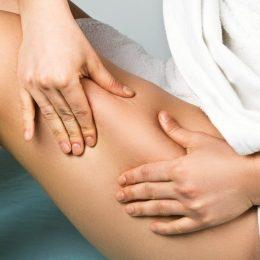 Как делать антицеллюлитный массаж в бытовых условиях