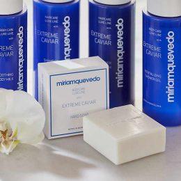 Шампунь Miriamquevedo Extreme Caviar: действие, состав и применение